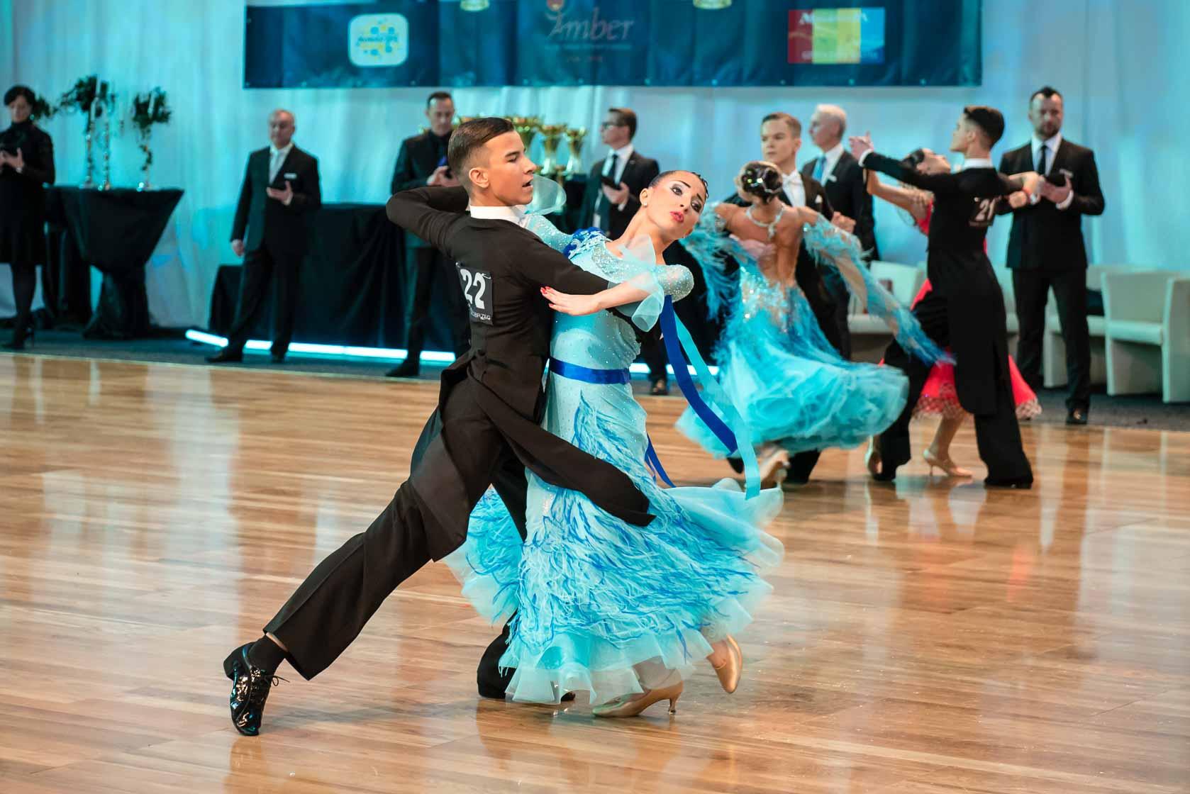 Mistrzostwa Polski FTS w Tańcach Standardowych 2016